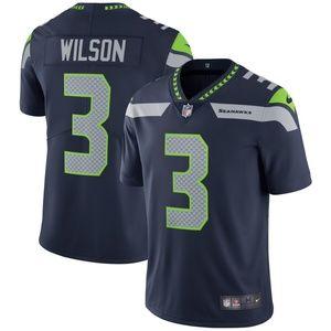 NIKE NFL Russell Wilson Seattle Seahawks jersey YL